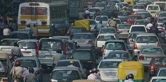 Vehicles on Delhi roads | Commons