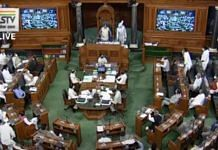 Opposition MPs cornered the government over Covid-19 handling in the Lok Sabha: ANI