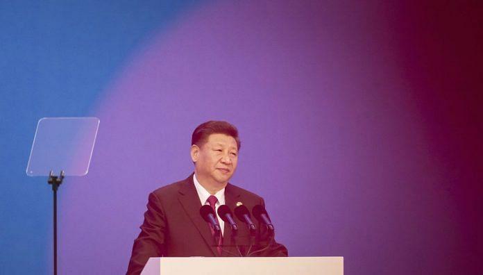File photo of China President Xi Jinping | Qilai Shen/Bloomberg