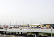 File photo of aircraft at Indira Gandhi International Airport in New Delhi | Photo: T. Narayan | Bloomberg