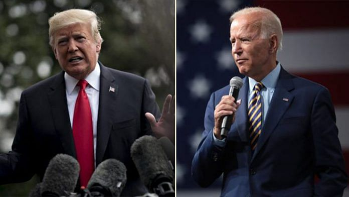 Biden ahead in swing states, but pollsters say there's a 'shy Trump'  votebank to watch out for
