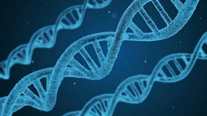 An illustration of a DNA string (image for representation) | Pixabay