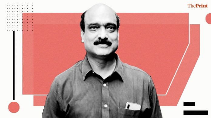 Dr Ajeet Jain of Delhi's Rajiv Gandhi Super Specialty Hospital | Simrin Sirur | ThePrint