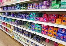 Sanitary pads in a store (representational image) | Commons
