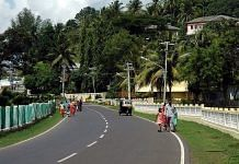 Representational image. A file photo of Port Blair in Andaman and Nicobar Islands. | Photo: Commons