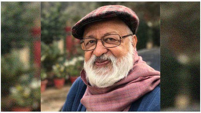 JNU professor Pushpesh Pant