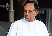 A file photo of Rajya Sabha MP and BJP leader Subramanian Swamy. | Photo: ANI