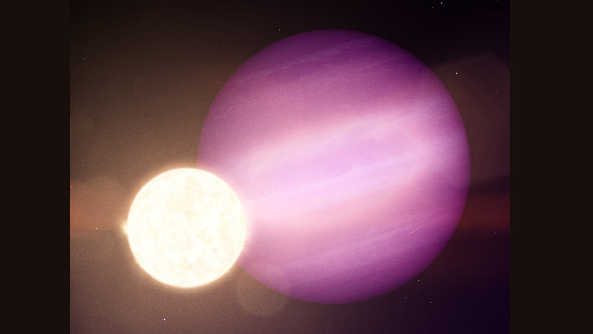Jupiter-sized planet found orbiting a dead star — a first in space discoveries