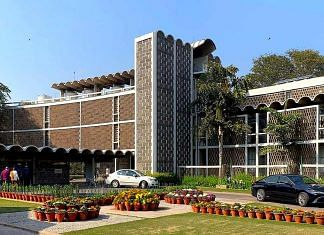 The India International Centre in New Delhi | Photo: Commons
