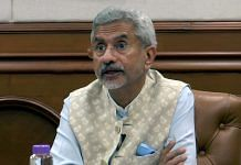 File photo of External Affairs Minister S Jaishankar | ANI