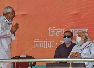 PM Modi and Nitish Kumar shared the dias together | Praveen Jain | ThePrint
