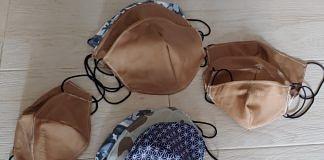 Cloth masks | Flickr