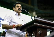 File photo of Tamil Nadu Chief Minister Palaniswami | Commons