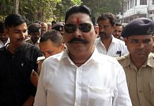 Don-turned-politician Anant Singh is the Bihar MLA with most criminal cases and most wealth | File photo: ANI