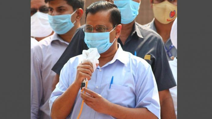 Farmers' Protest | Dont do dirty politics: Arvind Kejriwal to Amrinder Singh
