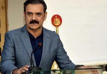 Lt Gen. Asim Saleem Bajwa (retd) | Facebook/AsimBajwaISPR