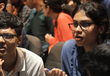 Students at the South Regional Round of ConQuest 2019 | @clpr_trust