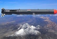 The Nirbhay subsonic cruise missile | Twitter/@defenseworld