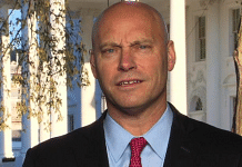 Mike Pence's chief of staff, Marc Short (File photo) | Twitter/@SocialPowerOne1