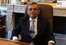 Jawed Ashraf, India's ambassador to France | Photo: Twitter | @JawedAshraf5