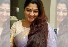 Actress-turned-politician Khushbu Sundar has resigned from the Congress | Twitter: @khushsundar