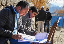 Ladakh Autonomous Hill Development Council polls