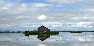 Manipur's Loktak Lake   Photo: Yimkumla Longkumer   ThePrint