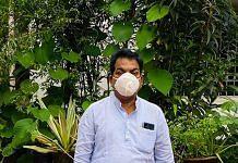 File photo of BJD MLA Umakanta Samantray |