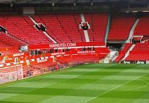 Old trafford football stadium