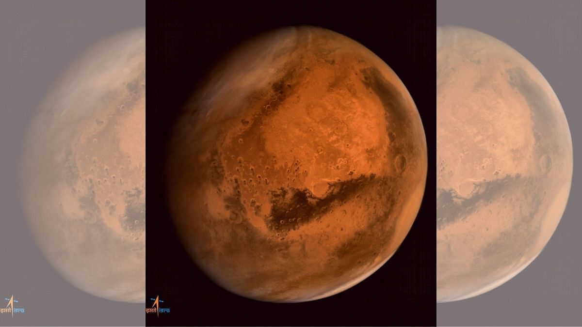 ISRO's Mars mission discovers how dust storms expand the red planet's atmosphere