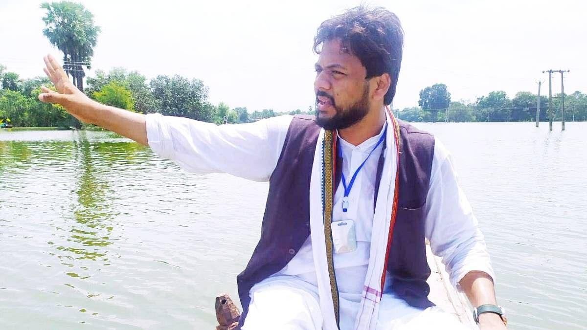 BJP slams Congress for fielding AMU ex-student president in Bihar, calls him 'Jinnah supporter' – ThePrint