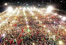 File photo of PDM rally at Karachi, Oct 2020 | Twitter/@BBhuttoZardari