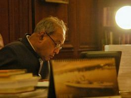 File photo of former Indian president Pranab Mukherjee | Photo: Praveen Jain | ThePrint