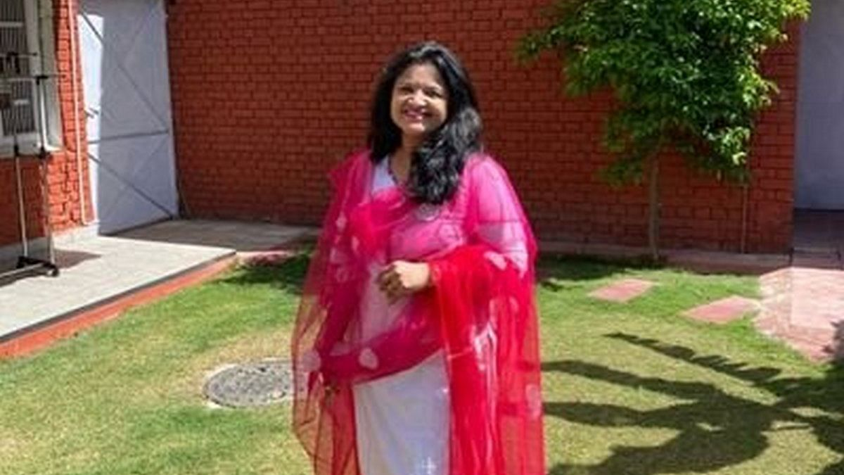 Just a hobby, says senior Punjab IAS officer after her devotional song releases on Youtube