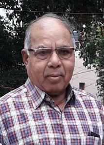 Dr Siddana K, 65