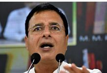File photo of Congress leader Randeep Singh Surjewala | ANI
