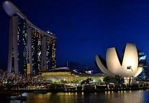 Singapore skyline | Representational image | Pixabay