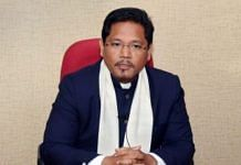 File photo of Meghalaya Chief Minister Conrad Sangma | PTI