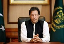 File photo of Pakistan Prime Minster Imran Khan | @ImranKhanOfficial/Twitter