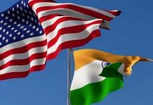 India-US flags | Commons