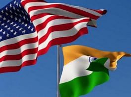 India-US flags   Commons