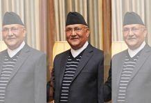 File photo of Nepal PM KP Sharma Oli | Commons