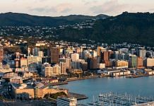 Wellington, the capital of New Zealand | Wikimedia Commons