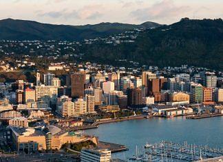 Wellington, the capital of New Zealand | Wikimedia Commons