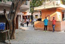 The Valmiki locality at Karera village in Ghaziabad   Photo: Soniya Agarwal   ThePrint