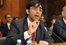 Moeed Yusuf, the Special Assistant on national security and strategic policy planning to Prime Minister Imran Khan   Photo: usip.org