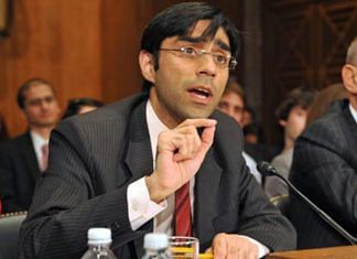 Moeed Yusuf, the Special Assistant on national security and strategic policy planning to Prime Minister Imran Khan | Photo: usip.org