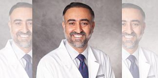 Dr Faheem Younus, Chief of Infectious Diseases at University of Maryland, US | Twitter | @FaheemYounus