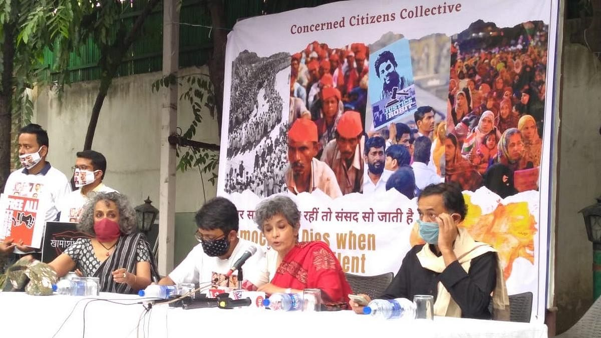 Will take back our streets, say Yogendra Yadav, Arundhati Roy, others on SC order on protests
