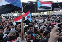 File photo | Protesters in Aden, Al Mansoora during the Arab Spring uprising in 2011 | Wikimedia commons